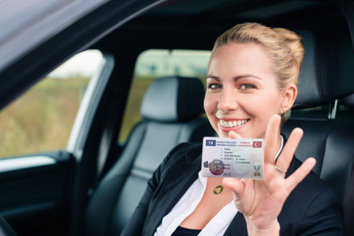 DRIVING LICENSE UPDATE